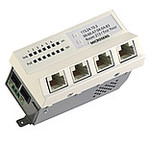 6 портовые Gigabit Ethernet микро-коммутаторы 6-го поколения